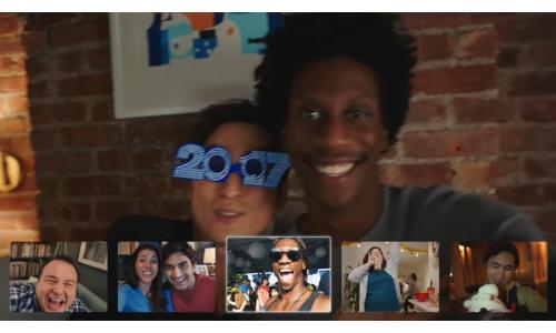 Group video chat από το Messenger στο Facebook