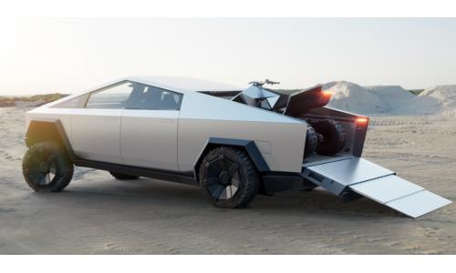 200.000 προπαραγγελίες για το Cybertruck της Tesla
