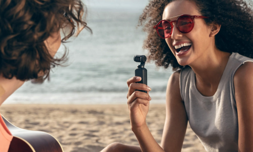 DJI Osmo Pocket: η DJI απέναντι στη GoPro
