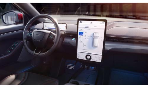 Ford: To νέο SYNC έρχεται με την Mustang Mach-E και προσφέρει μια πλήρως εξατομικευμένη εμπειρία