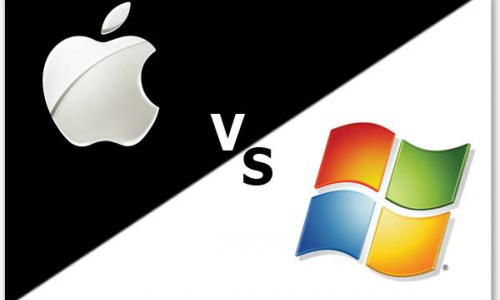 Apple εναντίον Microsoft: μια ανισόρροπη μάχη
