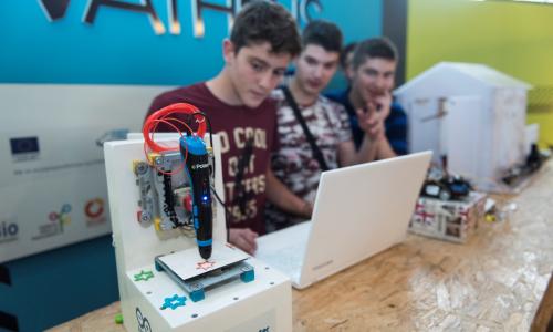 Ολοκληρώθηκε ο πρώτος κύκλος του «STEM  Empowering Youth», από το Ίδρυμα Vodafone