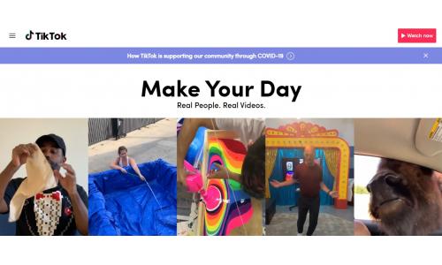 45 ημέρες προθεσμία στο TikTok και τη Microsoft