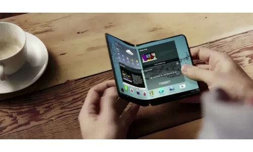 Το αναδιπλούμενο smartphone της Samsung έρχεται το 2019