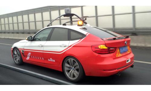 Παράνομο το αυτό-οδηγούμενο της Baidu;