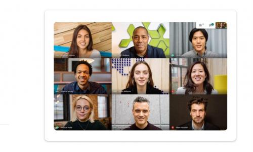 Google Meet: 3 ακόμη μήνες δωρεάν απεριόριστης χρήσης