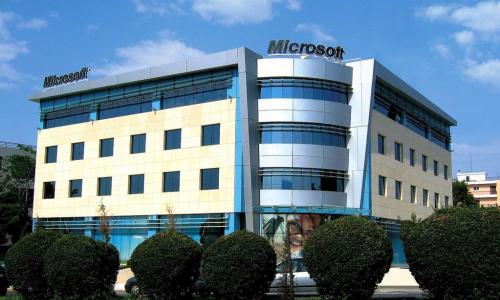 Καλύτερη θυγατρική της Microsoft το ελληνικό γραφείο της