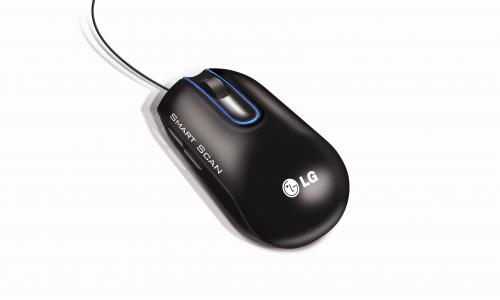 Και ποντίκι και scanner;