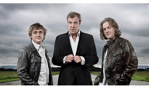 Το δημοφιλές cast του Top Gear υπογράφει στην Amazon