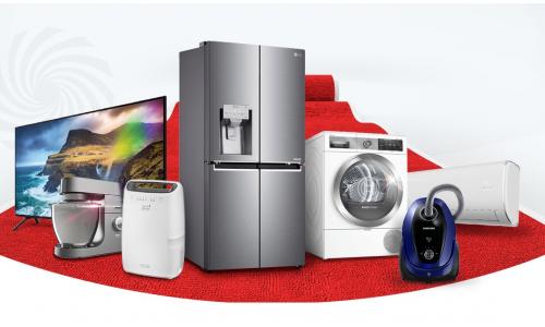 Οι οικιακές συσκευές της MediaMarkt στο Public Marketplace