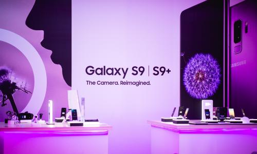 Σημαντικά υψηλότερες από το S8 οι προπαραγγελίες του Samsung Galaxy S9