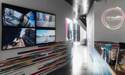 VR εμπειρίες στο The Mall Athens