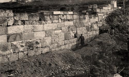 Με την εφαρμογή Walk the Wall Athens μπορείτε να περιηγηθείτε στην αρχαία Αθήνα