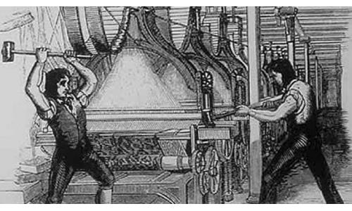 Τεχνητή Νοημοσύνη: Οι Λουδίτες δεν ήταν... λουδίτες