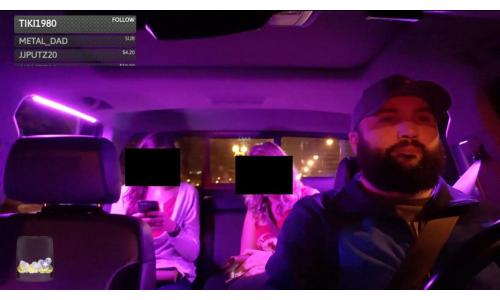 Κινηματογραφούσε κρυφά τους πελάτες του και απολύθηκε από την Uber