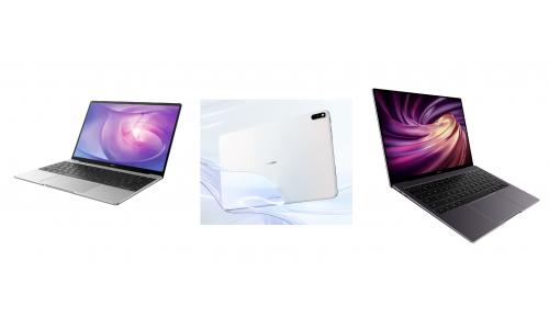 Τρία νέα premium προϊόντα από τη Huawei