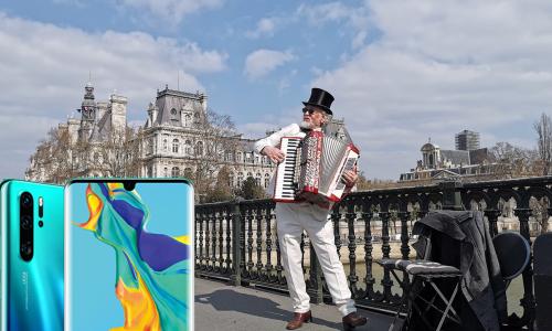 Φωτογραφίζοντας στο Παρίσι με το Huawei P30 Pro